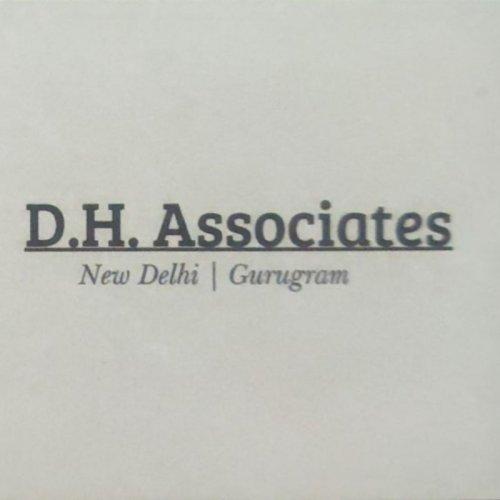 D.H. Associates Logo