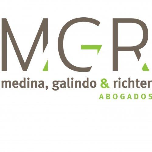 Medina Galindo & Richter Abogados S.R.L. Logo
