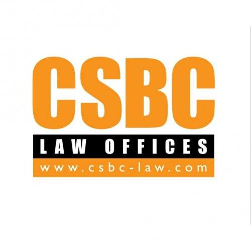 CSBC Law Offices Logo