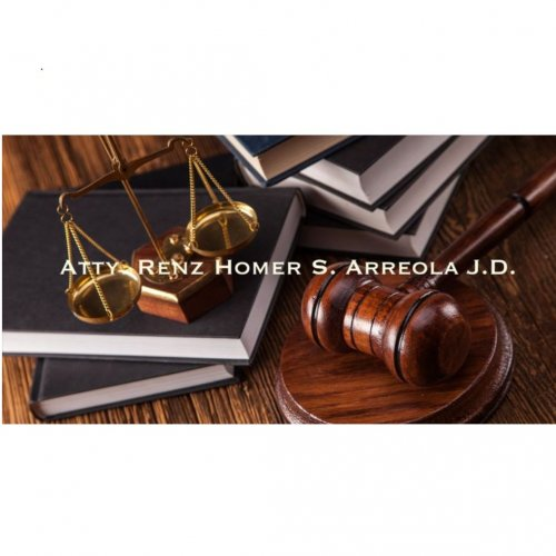 Arreola Law Firm Logo