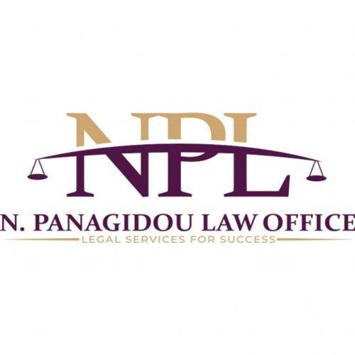 N. PANAGIDOU LAW OFFICE Logo