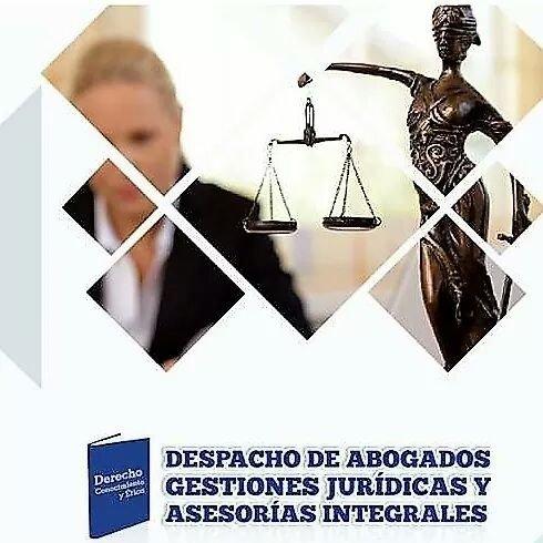 Gestiones Jurídicas & Asesorías Integrales Logo