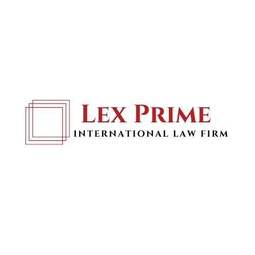 Lex Prime International Law Firm Logo