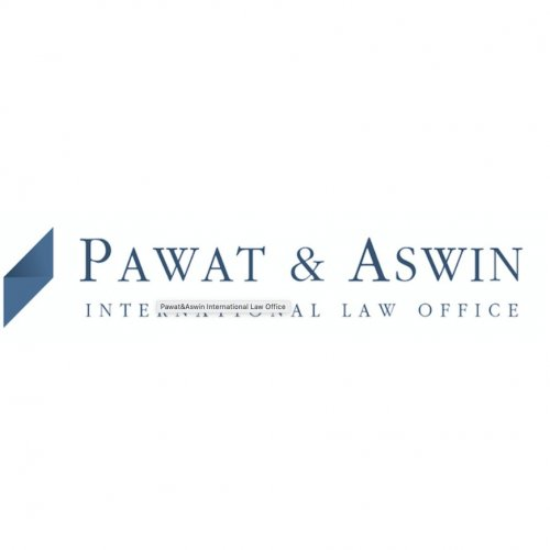 Pawat & Aswin International Law Office Logo