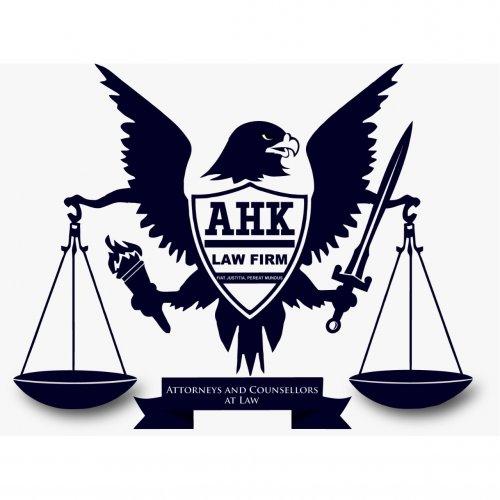 AHK LAW FIRM Logo