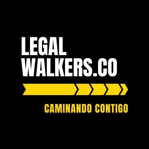Legal Walkers Logo