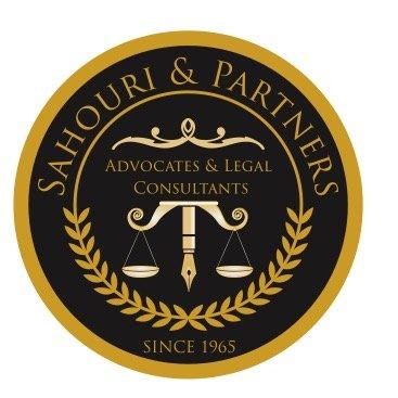 Sahouri & Partners LLC- Advocates & Legal Consultants Logo