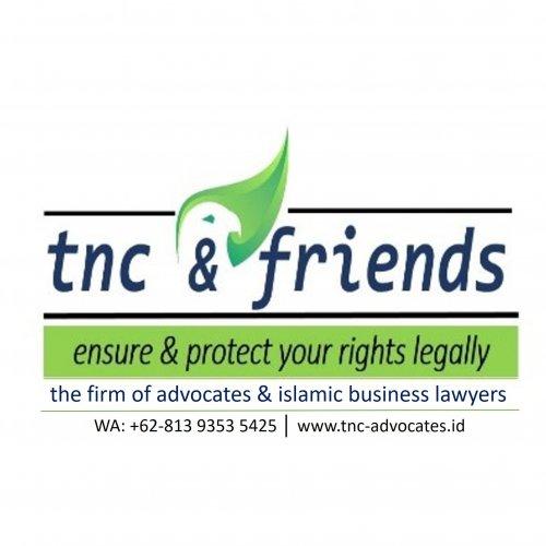 TNC & FRIENDS LAW FIRM Logo